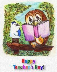 Изображение - Поздравление день учителя на английском 11b26ee0b67b101720f3e12cd445e528_S