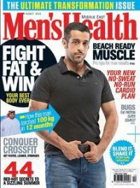 Men's Health Middle East - August 2015