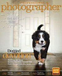 Professional Photographer Magazine (US) August 2014