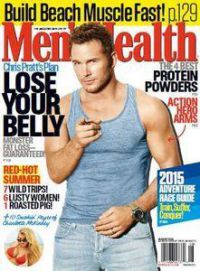 Men's Health USA - July - August 2015