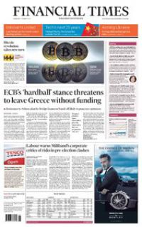 Financial Times UK February 04, 2015