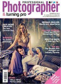 Professional Photographer Magazine (UK) October 2014