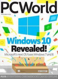 PCWorld Magazine November 2014
