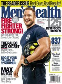 Men's Health USA - November 2015