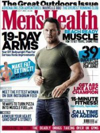 Men's Health UK - July 2015