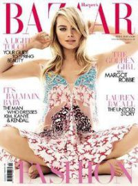 Harper's Bazaar UK Magazine April 2015