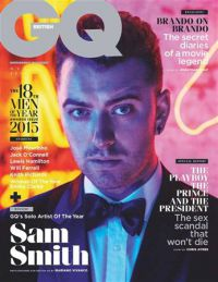 GQ UK – October 2015