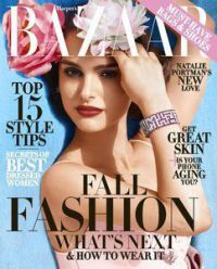 Harper's Bazaar USA - August 2015