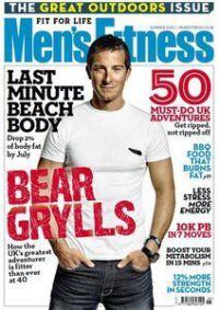 Men's Fitness UK - Summer 2015