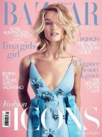 Harper's Bazaar UK - September 2015