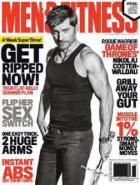 Men's Fitness USA Magazine June 2015