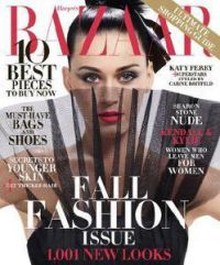 Harper's Bazaar USA - September 2015