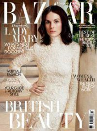 Harper's Bazaar UK – October 2015